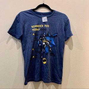 Batman NWT T-shirt, Boys L
